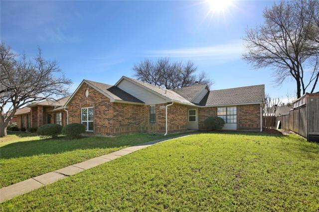 6813 Younger Drive, The Colony, TX 75056 (MLS #14045189) :: Kimberly Davis & Associates