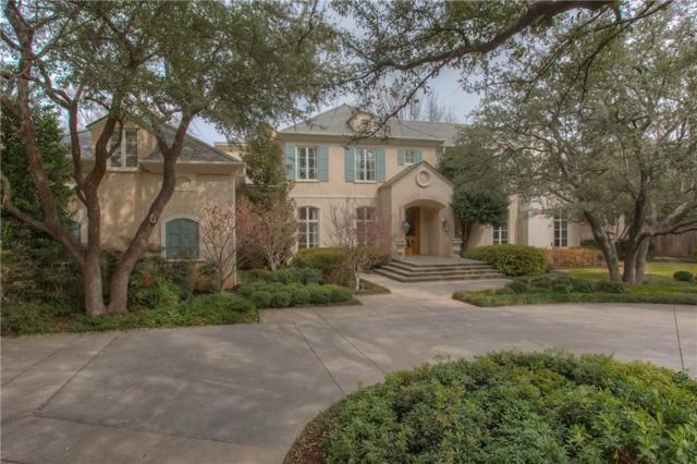2101 Bradford Park Court, Fort Worth, TX 76107 (MLS #14045207) :: The Daniel Team