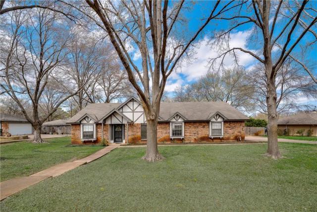 1616 Devon Drive, Colleyville, TX 76034 (MLS #14045217) :: The Tierny Jordan Network