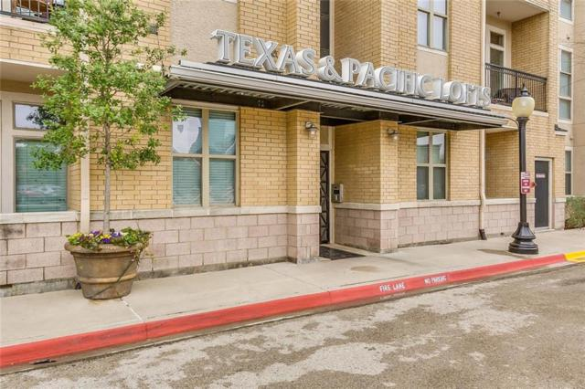 201 W Lancaster Avenue #422, Fort Worth, TX 76102 (MLS #14045236) :: The Mitchell Group