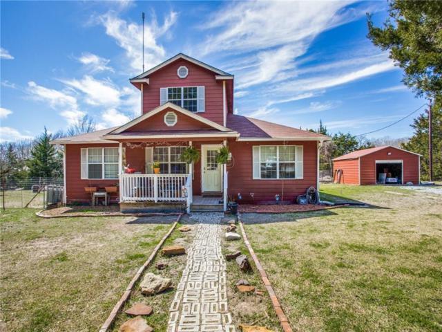 207 Hopper Road, Whitewright, TX 75491 (MLS #14045252) :: Baldree Home Team