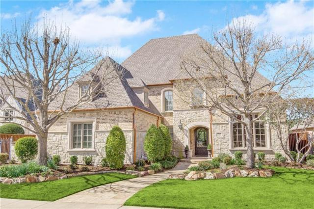 8058 Oak Point Drive, Frisco, TX 75034 (MLS #14045255) :: RE/MAX Town & Country