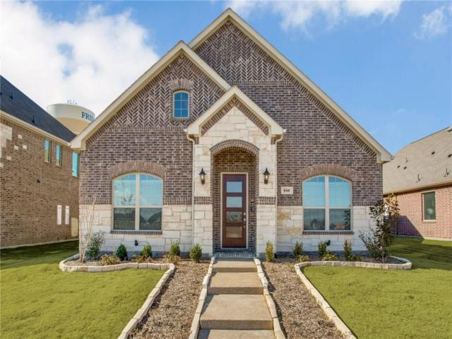 6141 Hall Road, Frisco, TX 75034 (MLS #14045278) :: Robbins Real Estate Group