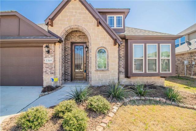 1369 Litchfield Lane, Burleson, TX 76028 (MLS #14045297) :: The Mitchell Group