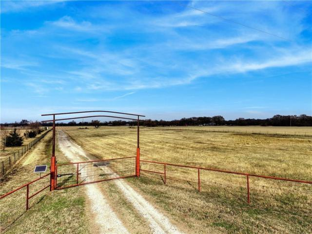 12877 Foutch Road, Pilot Point, TX 76258 (MLS #14045334) :: RE/MAX Town & Country