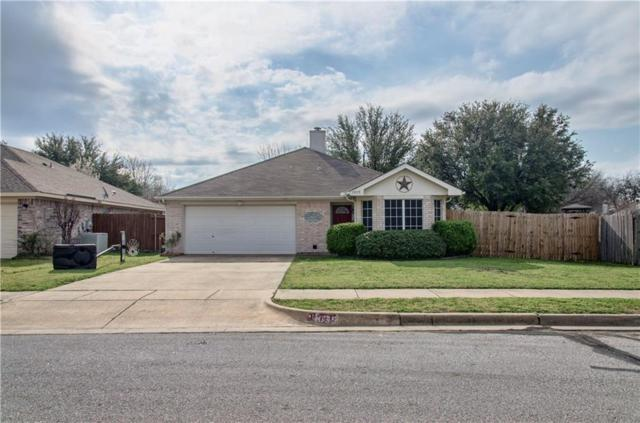 1035 Brown Street, Burleson, TX 76028 (MLS #14045375) :: The Sarah Padgett Team