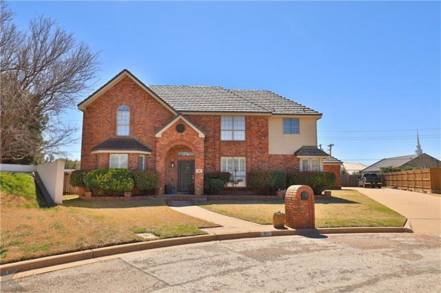 31 Pinehurst Street, Abilene, TX 79606 (MLS #14045382) :: The Tonya Harbin Team