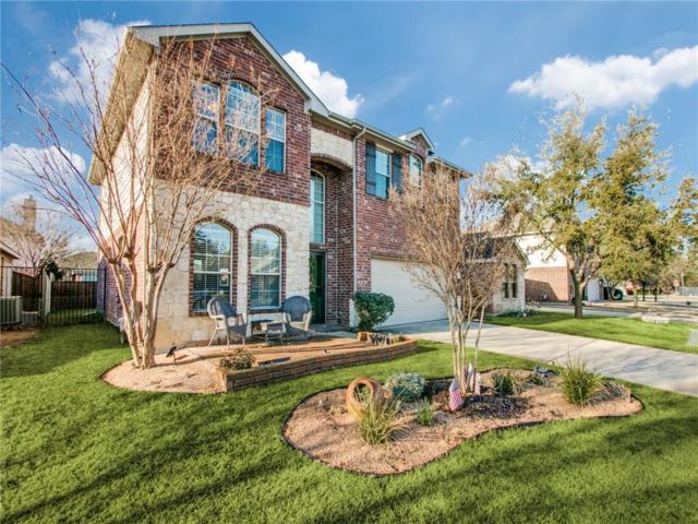 1213 Maddy Lane, Flower Mound, TX 75028 (MLS #14045434) :: Baldree Home Team