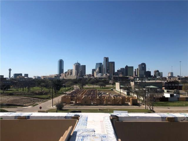 2000 Park Avenue #113, Dallas, TX 75215 (MLS #14045461) :: HergGroup Dallas-Fort Worth