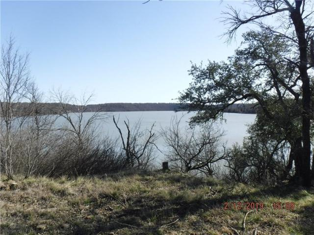 Lot323 Moonlight Bay Drive, Chico, TX 76431 (MLS #14045483) :: The Chad Smith Team