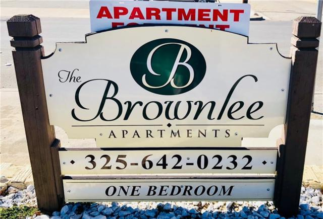 210 Brown Street, Brownwood, TX 76801 (MLS #14045489) :: Baldree Home Team
