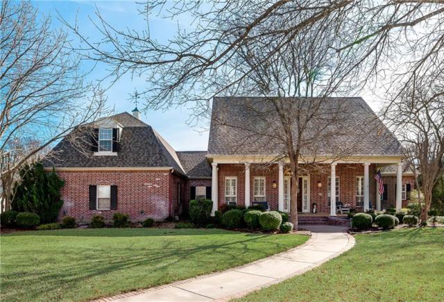 1404 Woodridge Drive, Aledo, TX 76008 (MLS #14045496) :: Potts Realty Group