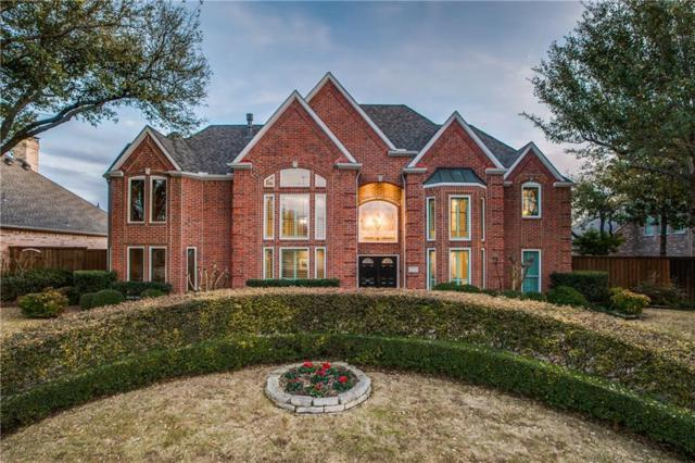 4552 Old Pond Drive, Plano, TX 75024 (MLS #14045536) :: Robbins Real Estate Group