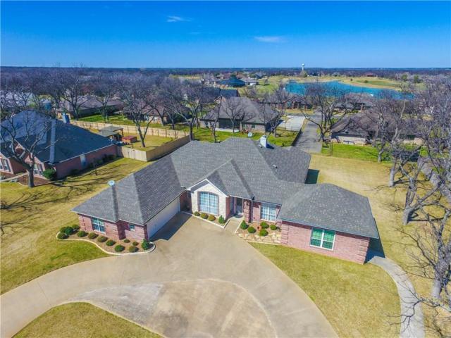 5608 Flagstick Drive, Granbury, TX 76049 (MLS #14045547) :: RE/MAX Landmark