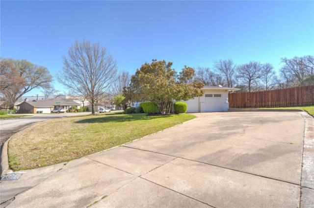 3801 Piedmont Road, Fort Worth, TX 76116 (MLS #14045554) :: Kimberly Davis & Associates