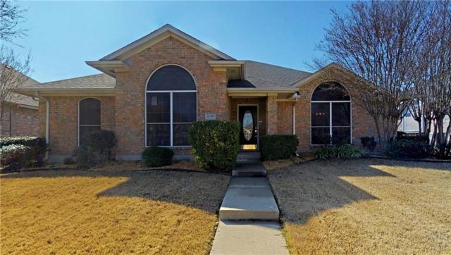 1630 Waterford Drive, Lewisville, TX 75077 (MLS #14045571) :: Team Tiller