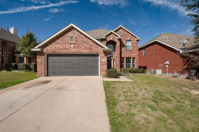 5744 Fathom Drive, Fort Worth, TX 76135 (MLS #14045576) :: The Hornburg Real Estate Group