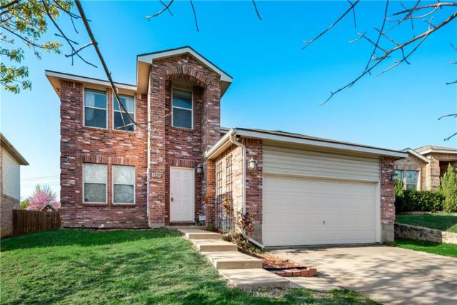 3225 Clydesdale Drive, Denton, TX 76210 (MLS #14045579) :: Real Estate By Design