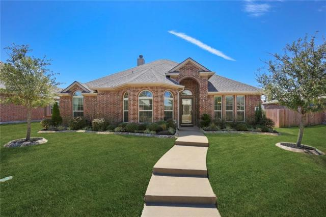 1361 White Water Lane, Rockwall, TX 75087 (MLS #14045598) :: Baldree Home Team