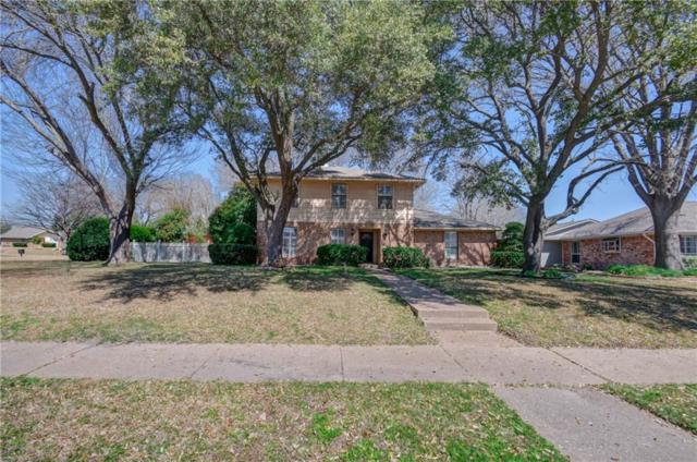 1703 Damian Way, Richardson, TX 75081 (MLS #14045601) :: The Paula Jones Team | RE/MAX of Abilene
