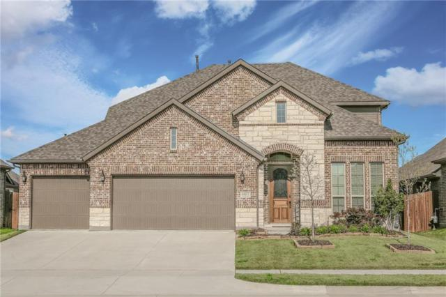 4407 Mimosa Drive, Melissa, TX 75454 (MLS #14045622) :: RE/MAX Landmark