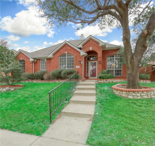 1406 Capstan Drive, Allen, TX 75013 (MLS #14045648) :: RE/MAX Town & Country