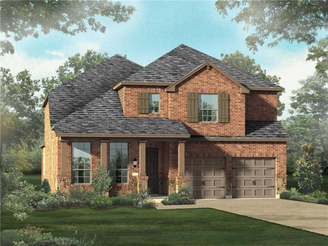 4141 Blue Sage Drive, Prosper, TX 75078 (MLS #14045685) :: Robbins Real Estate Group
