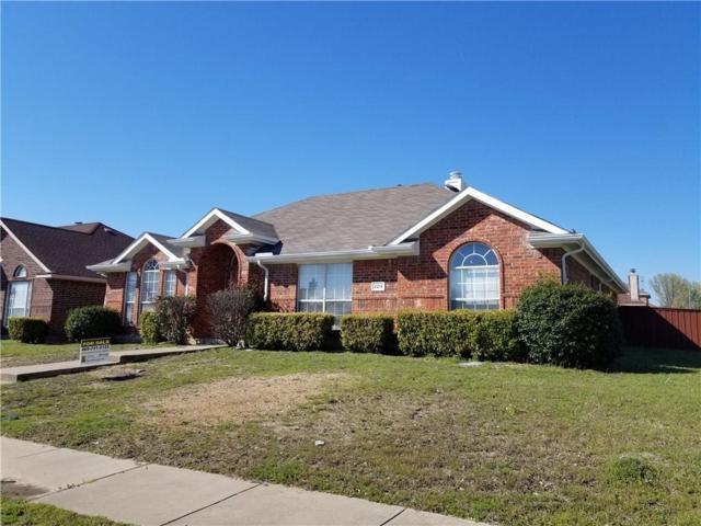 2215 Thoroughbred Crossing, Lancaster, TX 75146 (MLS #14045687) :: Lynn Wilson with Keller Williams DFW/Southlake