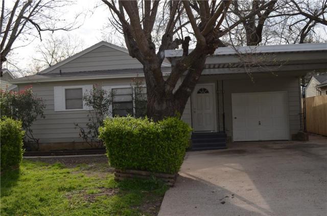 1525 Kelly Terrace, Arlington, TX 76010 (MLS #14045701) :: RE/MAX Town & Country