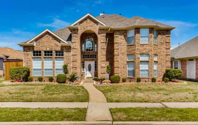 4525 Reunion Drive, Plano, TX 75024 (MLS #14045702) :: RE/MAX Town & Country