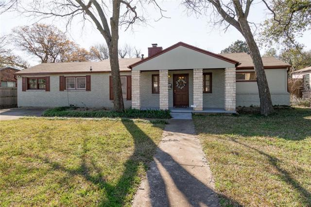 6387 Greenway Road, Fort Worth, TX 76116 (MLS #14045711) :: The Heyl Group at Keller Williams