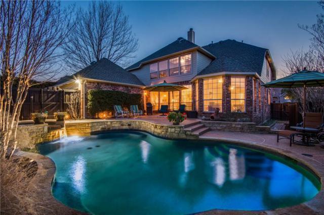 709 Franklin Drive, Allen, TX 75013 (MLS #14045729) :: The Good Home Team