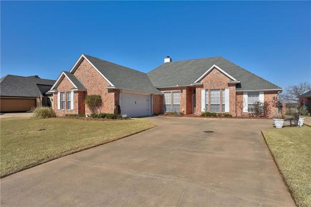 3132 Preston Club Drive, Sherman, TX 75092 (MLS #14045761) :: Baldree Home Team