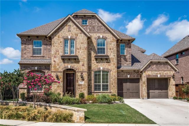 7211 Coulter Lake Road, Frisco, TX 75034 (MLS #14045763) :: The Daniel Team