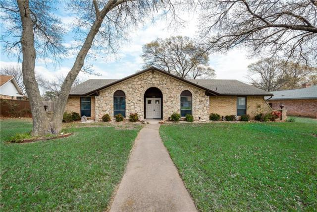 1506 Shamrock Drive, Duncanville, TX 75137 (MLS #14045777) :: The Paula Jones Team | RE/MAX of Abilene