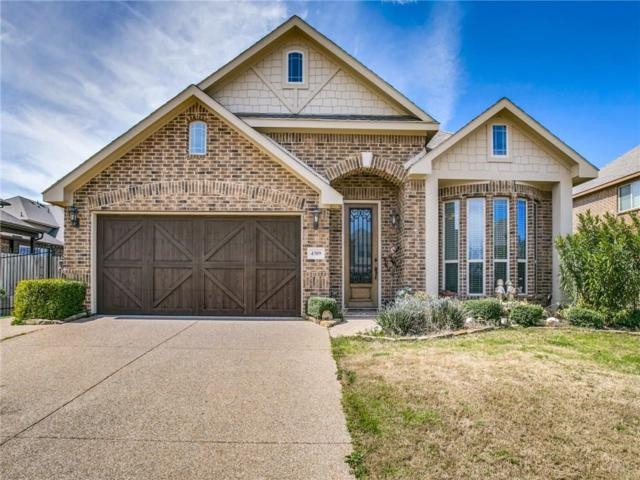 4309 Gleneagles Drive, Mansfield, TX 76063 (MLS #14045797) :: The Sarah Padgett Team
