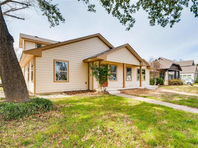 801 Edgefield Road, Fort Worth, TX 76107 (MLS #14045799) :: The Chad Smith Team