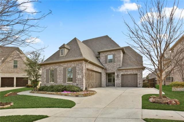 7570 Longmont Court, Frisco, TX 75035 (MLS #14045802) :: Real Estate By Design