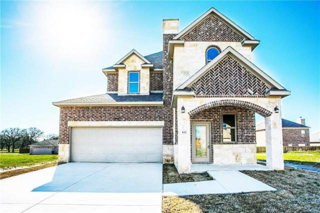 112 Brooks Street, Terrell, TX 75160 (MLS #14045810) :: RE/MAX Pinnacle Group REALTORS