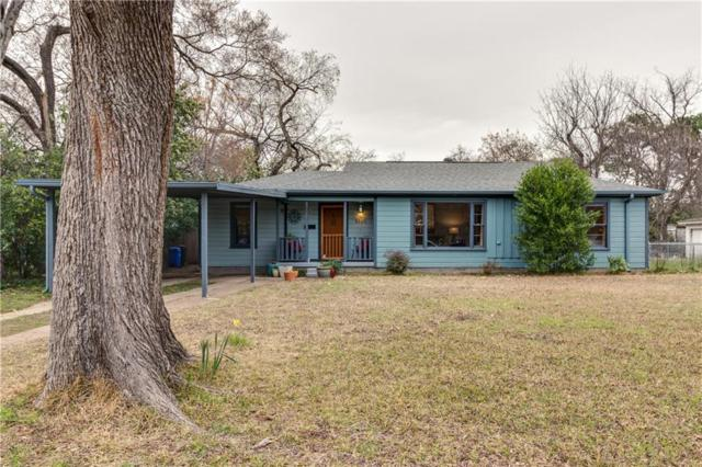 5520 Asbury Drive, River Oaks, TX 76114 (MLS #14045822) :: Kimberly Davis & Associates