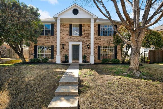 1338 Bogard Lane, Lewisville, TX 75077 (MLS #14045867) :: Real Estate By Design