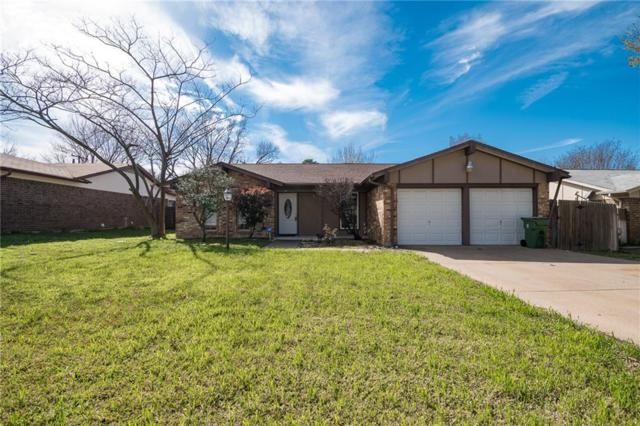 2504 Bent Tree Lane, Arlington, TX 76016 (MLS #14045882) :: The Daniel Team
