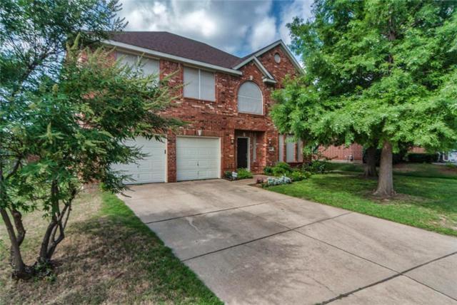 1804 Morning Glory Drive, Corinth, TX 76210 (MLS #14045898) :: Baldree Home Team