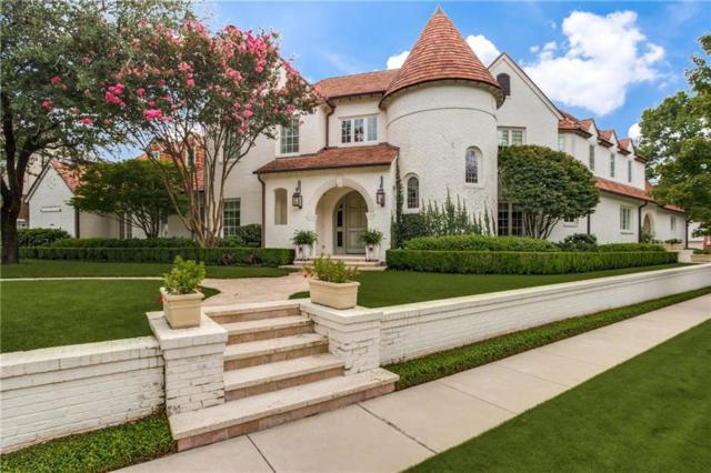 2925 Purdue Avenue, University Park, TX 75225 (MLS #14045899) :: Robbins Real Estate Group
