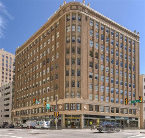 411 W 7th Street #201, Fort Worth, TX 76102 (MLS #14045910) :: The Mitchell Group