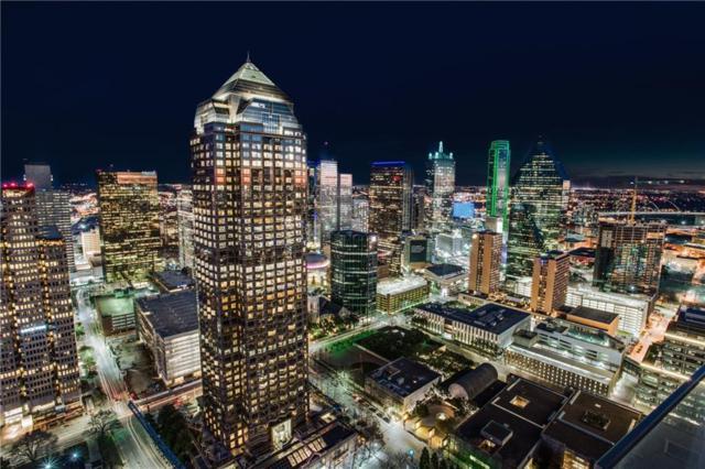 1918 Olive Street #3902, Dallas, TX 75201 (MLS #14045942) :: Van Poole Properties Group