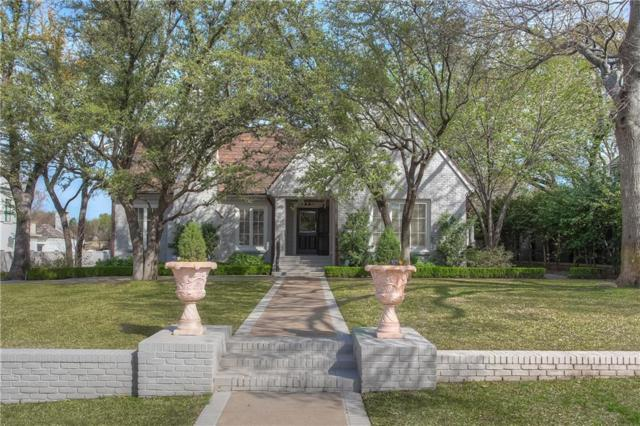 505 Alta Drive, Fort Worth, TX 76107 (MLS #14045972) :: Real Estate By Design