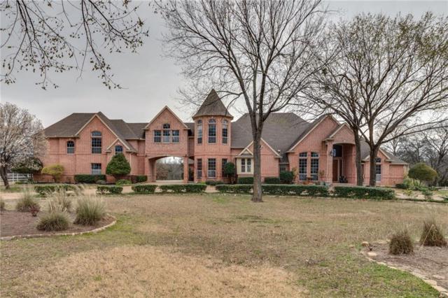 2015 Ottinger Road, Keller, TX 76262 (MLS #14045976) :: The Tierny Jordan Network