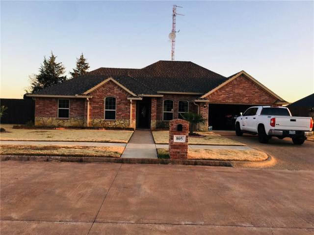 805 Medinah, Corsicana, TX 75110 (MLS #14046057) :: Frankie Arthur Real Estate