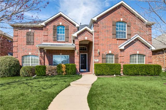 10608 Providence Drive, Frisco, TX 75035 (MLS #14046066) :: Vibrant Real Estate
